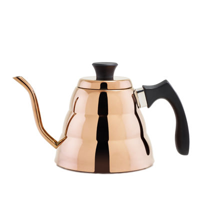 Old Dutch DuraCopper Precise Coffee and Tea Pour Over Kettle 1.05 Qt