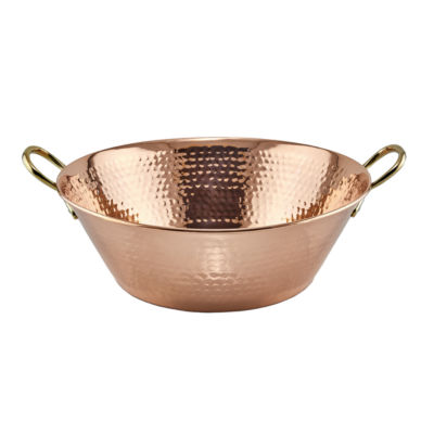 Old Dutch Hammered Copper 10-qt. Preserve Sauce Pan