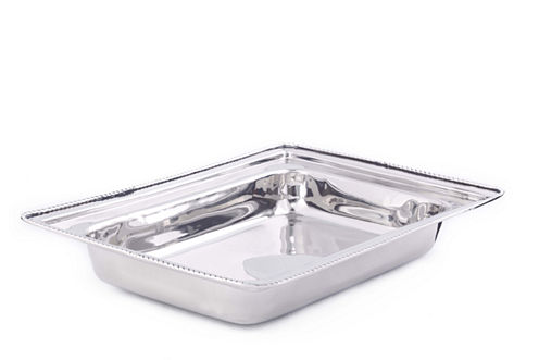 Old Dutch Rectangular Stainless Steel Food Pan for683 8 Qt
