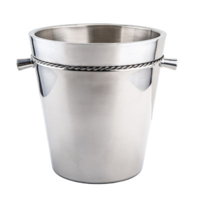 Old Dutch Stainless Steel Double Walled Wine Cooler 5.25 Qt