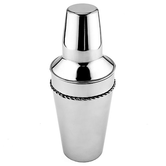 Old Dutch Stainless Steel Cocktail Shaker 20 Oz