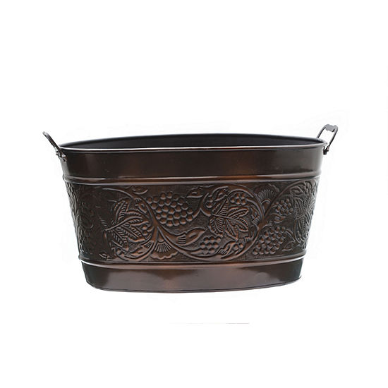 Old Dutch Antique Embossed Heritage Party Tub 5.5Gal