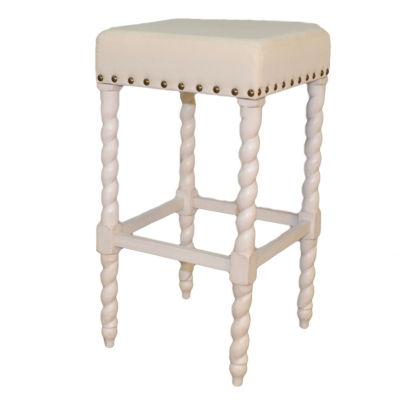 Haele Upholstered Bar Stool