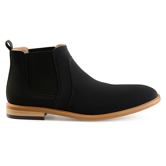 Vance Co Mens Durant Chelsea Boots