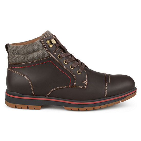 Vance Co Mens Javor Lace Up Boots
