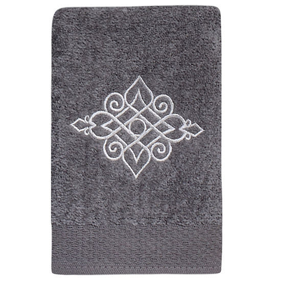 Avanti Riverview Embroidered Bath Towel Collection