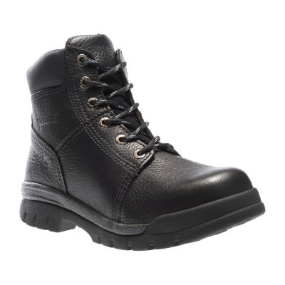 """Wolverine® Marquette Mens 6"""" Steel-Toe Work Boots"""