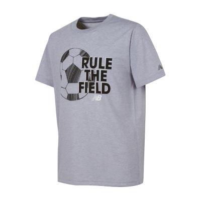 New Balance Graphic T-Shirt-Big Kid Boys