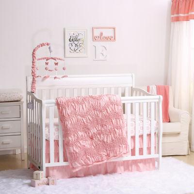 The Peanut Shell Jayden 4-pc. Crib Bedding Set