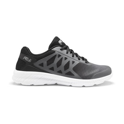 Fila Memory Faction 3 Mens Running Shoes Lace-up