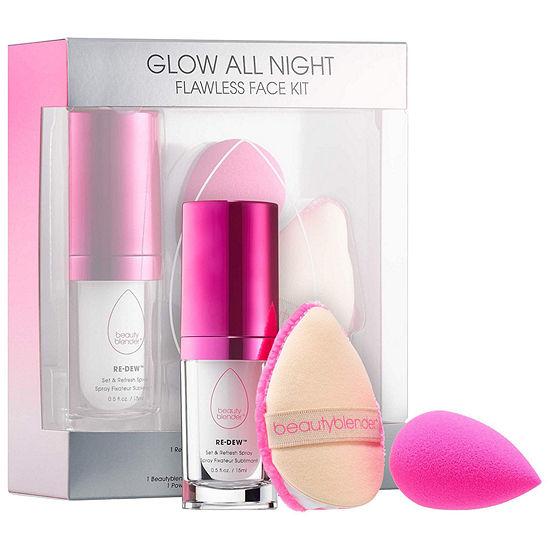beautyblender Glow All Night Flawless Face Set