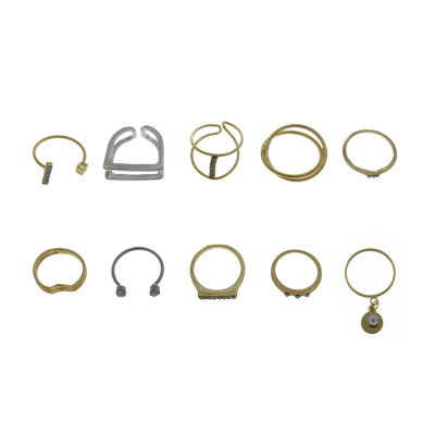 Decree Womens Ring Sets