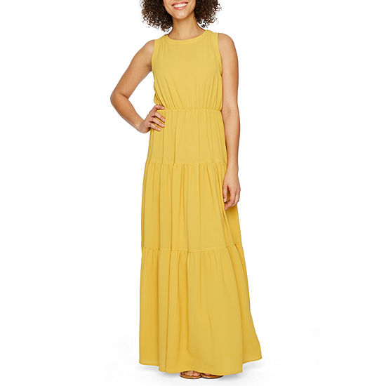 Vivi By Violet Weekend Sleeveless Maxi Dress