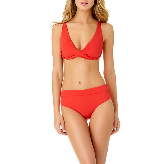 Liz Claiborne Bra Swimsuit Top Or Swimsuit Bottom