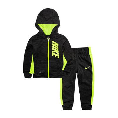 Nike 2-pc. Pant Set Toddler Boys