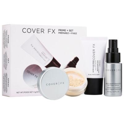 COVER FX Prime + Set Complexion Kit