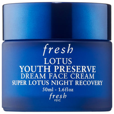 Fresh Lotus Youth Preserve Dream Night Cream