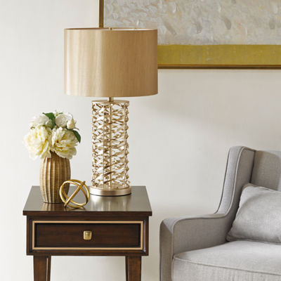 Madison Park Signature Winslow Metal Table Lamp