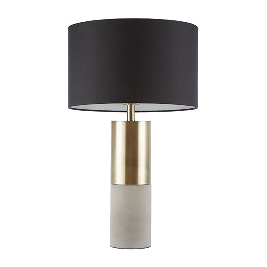 Madison Park Signature Fulton Metal Table Lamp