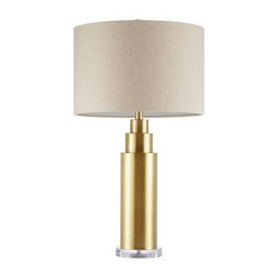 Madison Park Signature Devon Metal Table Lamp