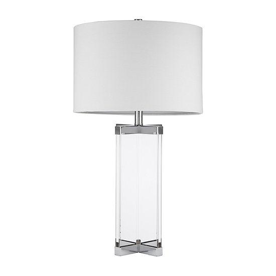 Madison Park Signature Marin Crystal Table Lamp