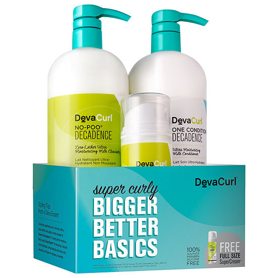 DevaCurl Super Curly Bigger Better Basics