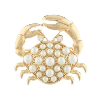 Monet Jewelry 90th Anniversary Pin