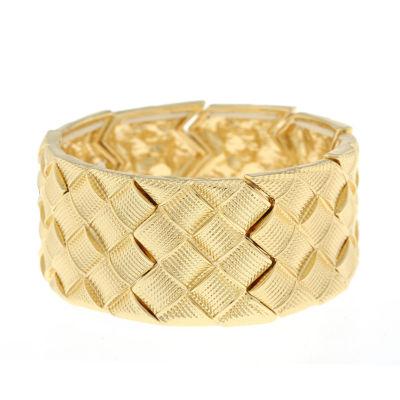 Monet Jewelry 90th Anniversary Stretch Bracelet