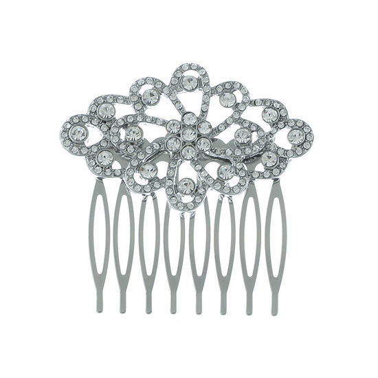Monet Jewelry Hair Comb