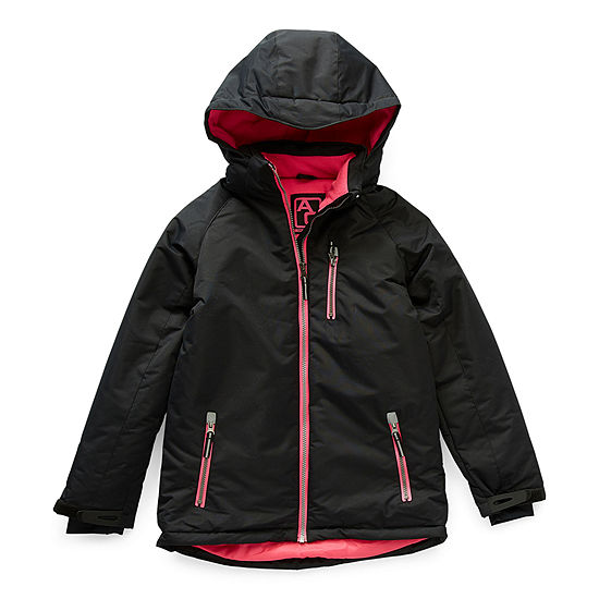 Arctic Quest Little & Big Girls Heavyweight Ski Jacket