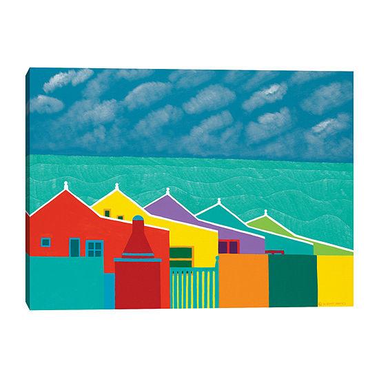 Synthia Saint James Aruba 18x24 Canvas Art