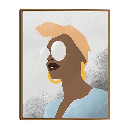Chic Boutique III 22x28 Canvas Art