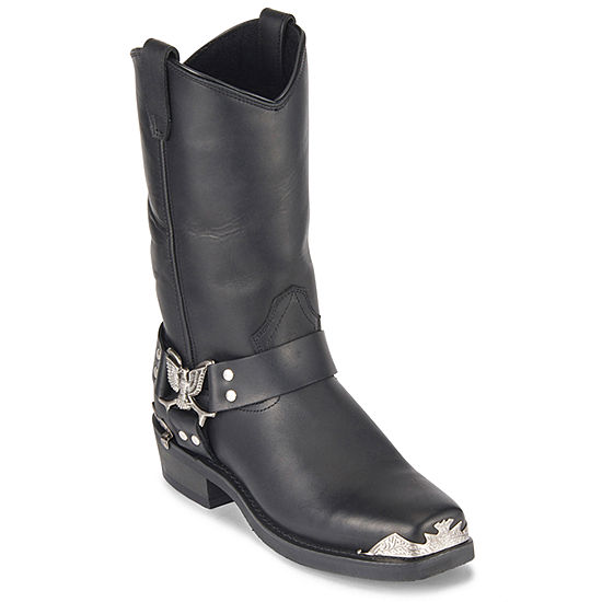 b641fe6a2c6d Dingo Mens Eagle Harness Motorcycle Boots JCPenney