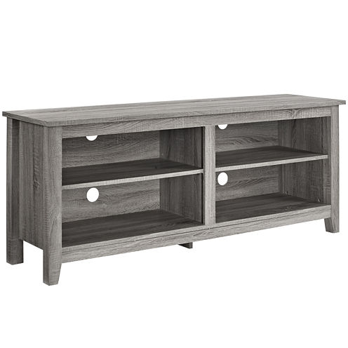 """Beale 58"""" Wood TV Stand"""