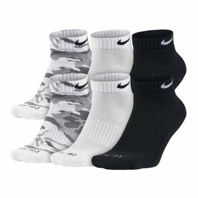 Nike® Mens 6-pk. Dri-FIT Mix Camo Low Cut Socks