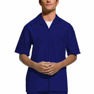 Cherokee®  4300 Zip Front Scrubs Jacket - Big