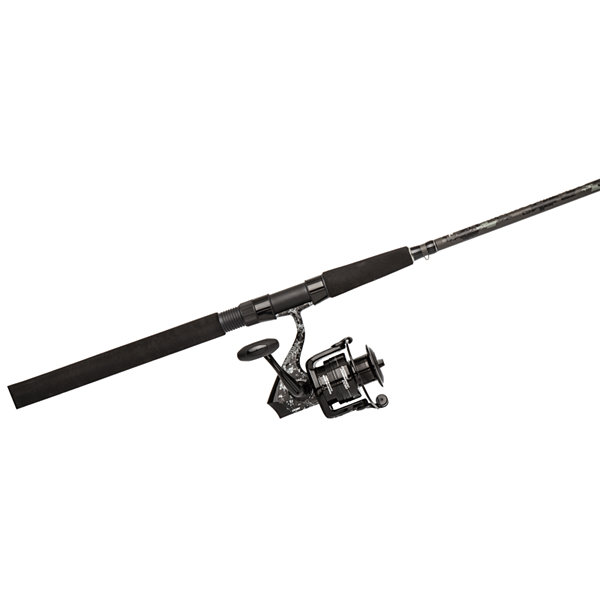 Abu Garcia Catfish Commando Spinning Combo Rod and Reel