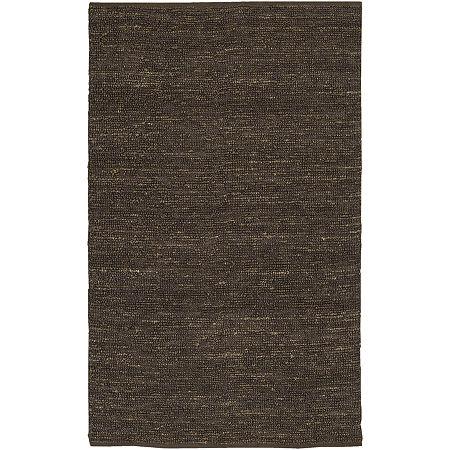 Decor 140 Icaruu Rectangular Indoor Rugs, One Size , Brown