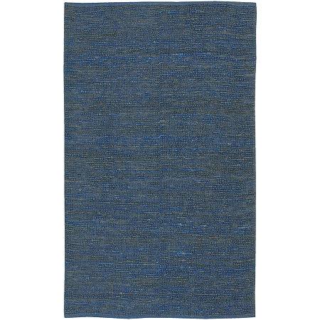 Decor 140 Icaruu Rectangular Indoor Rugs, One Size , Blue