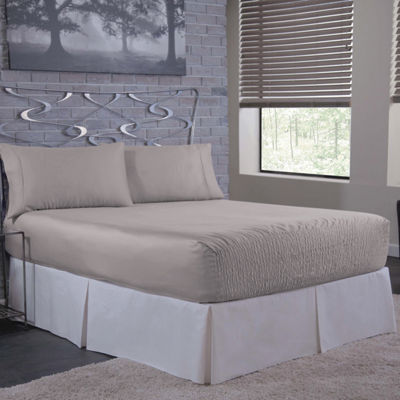 Bed Tite Bedtite Absolutley Fitting 800tc Sheet Set 800tc Sateen Sheet Set