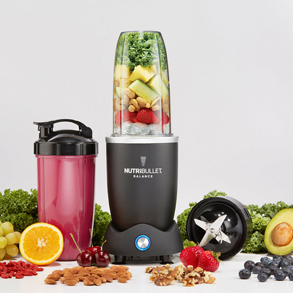 NutriBullet® Balance Smart Blender & App