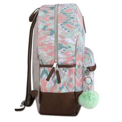A D Sutton Cotton Backpack Dome Backpack