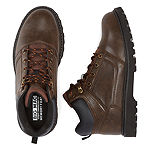 Big Mac Mens Citrus Slip Resistant Work Boots
