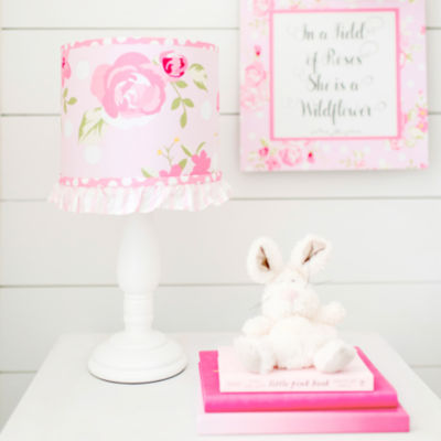My Baby Sam Rosebud Lane Table Lamp