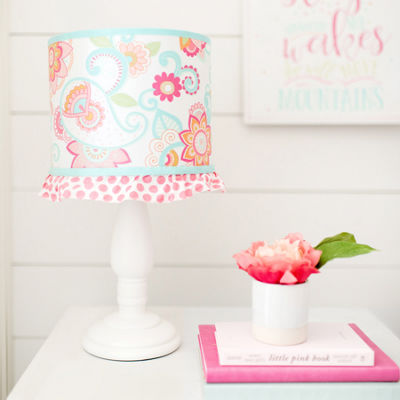 My Baby Sam Gypsy Baby Table Lamp