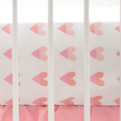 My Baby Sam Sweethearts Crib Sheet