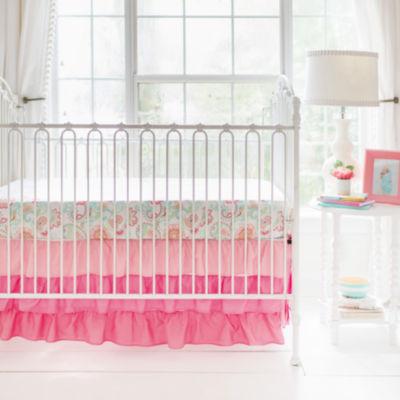 My Baby Sam Paisley Crib Sheet