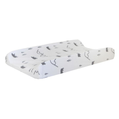 My Baby Sam Black Bear Changing Pad Cover