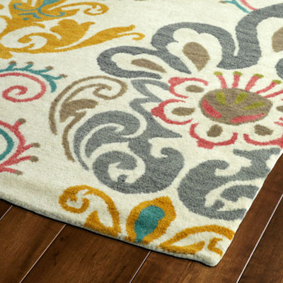 Kaleen Global Inspiration Kelly Rectangular Rug