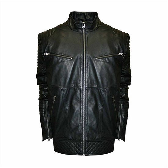 Raw X MOTO Leather Jacket